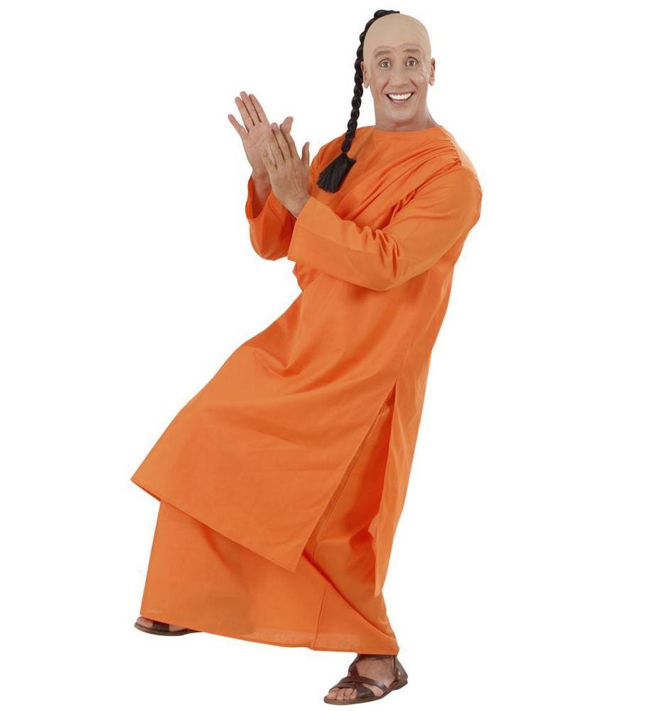 munke kostume til voksne munkekostume til voksne nemt kostume til voksne billigt kostume til voksne kostumeuniverset buddhistisk_munk-kostume-munk