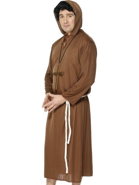 munke kostume til voksne munkekostume til voksne nemt kostume til voksne billigt kostume til voksne kostumeuniverset