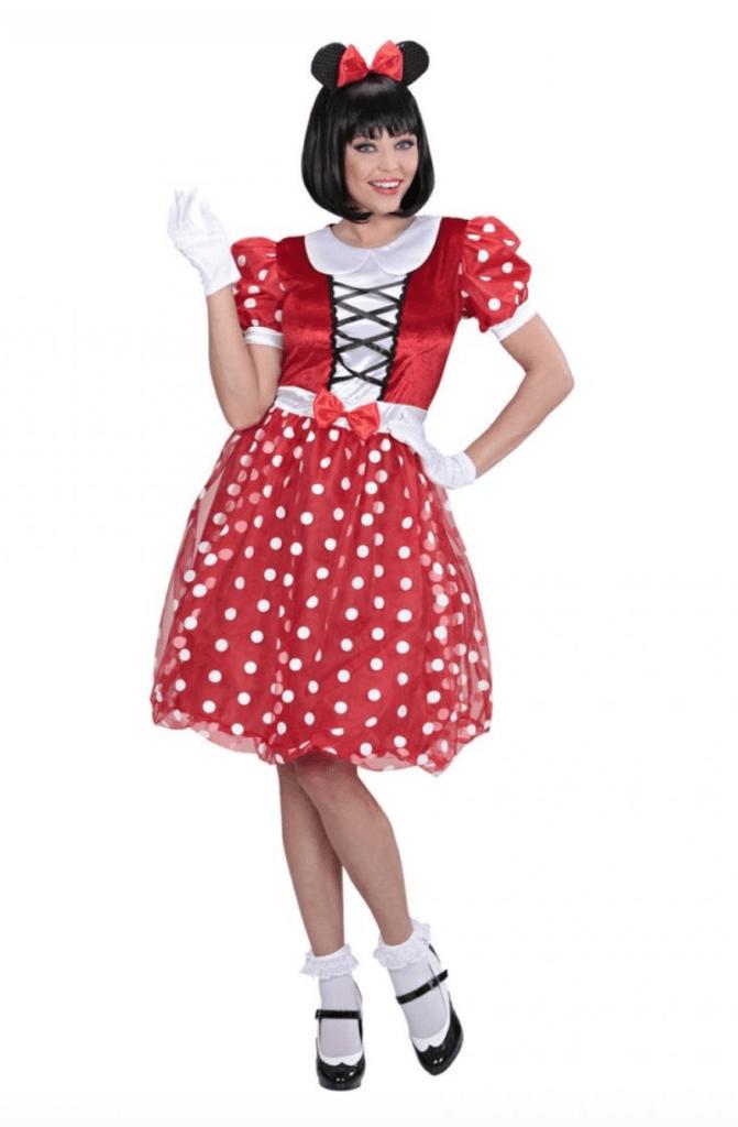 Skærmbillede 2017 12 06 kl. 20.20.07 671x1024 - Minnie Mouse kostume til voksne