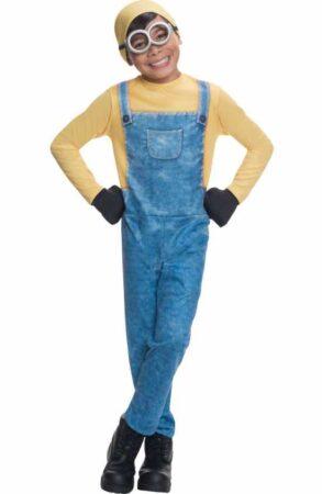 bob minions kostume til børn 293x450 - Minions kostume til børn