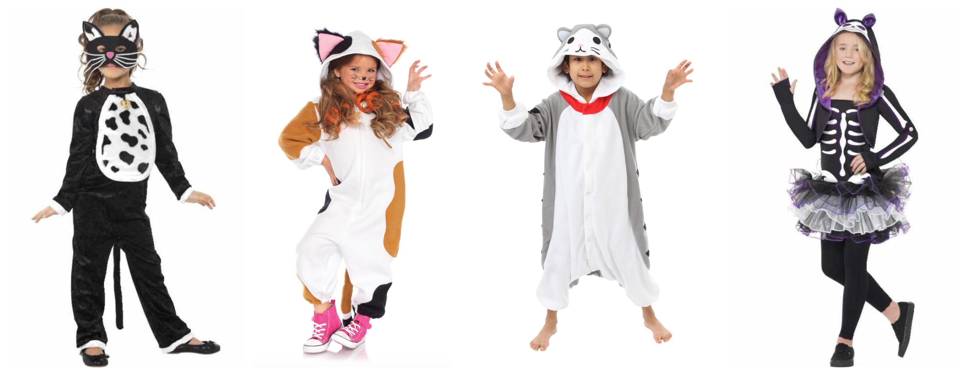 kat kostume til børn - Katte kostume til børn