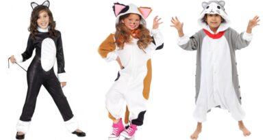 katte kostume til børn kat udklædning til børn børnekostume kat katkostume katteudklædning fastelavn