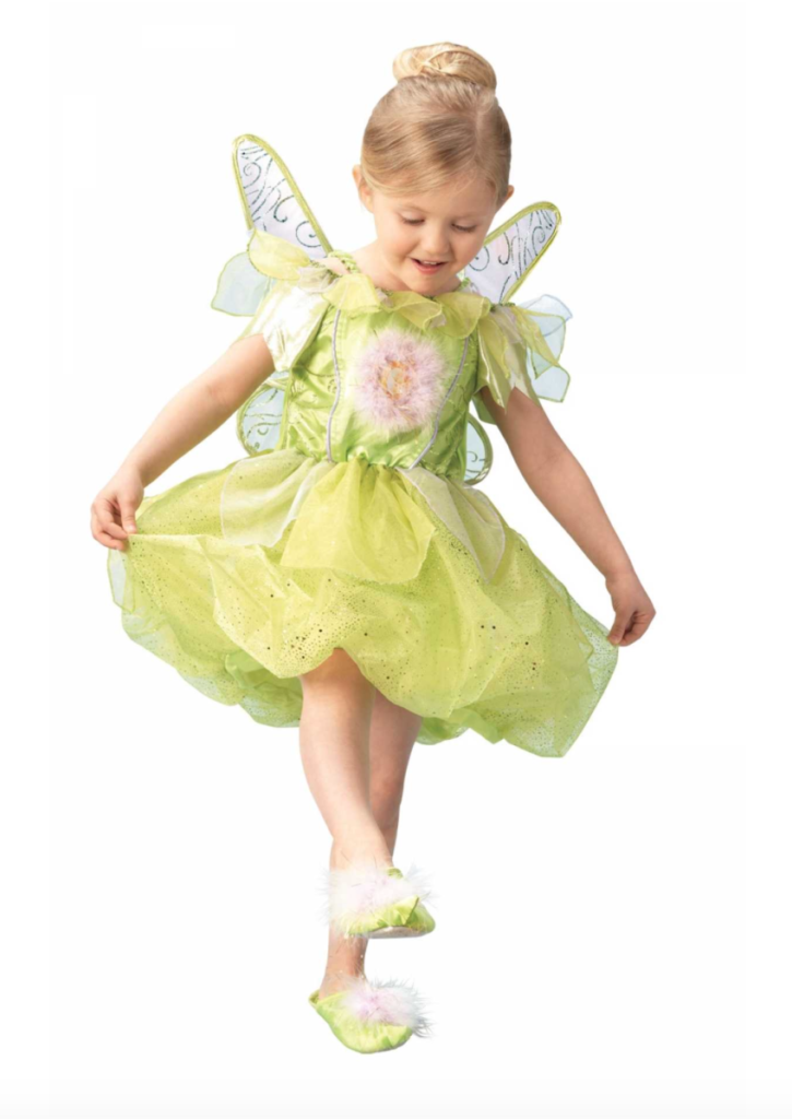 klokkeblomst kostume til børn 725x1024 - Klokkeblomst kostume til børn