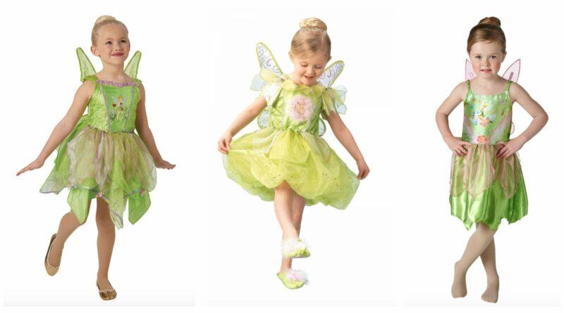 Klokkeblomst kostume til børn, klokkeblomst udklædning til børn, klokkeblomst tøj til børn, klokkeblomst kostumer til børn, klokkeblomst børnekostumer, fe kostume til børn, fe børn kostume, disney kostumer, kostumer til hele familien, kostumeuniverset
