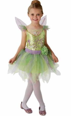 luksus klokkeblomst kostume til pige