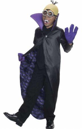 minions dracula kostume 288x450 - Minions kostume til børn