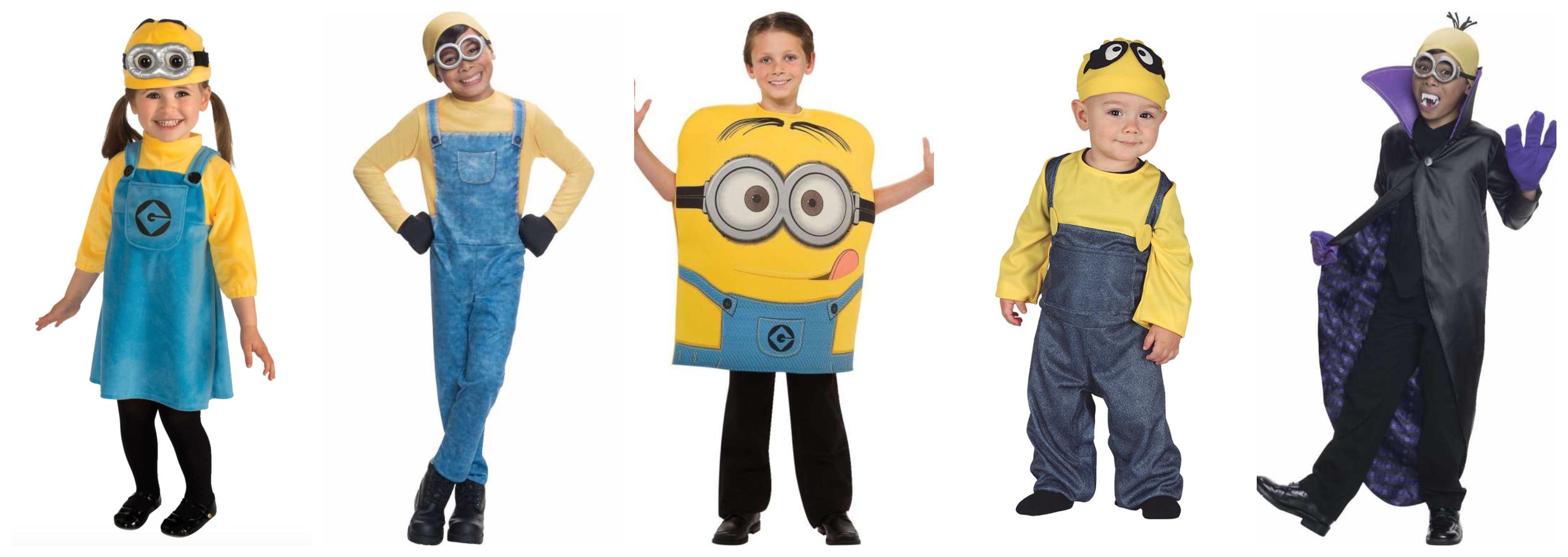minions kostume til børn - Minions kostume til børn