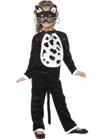 prikket kat kostume 339x450 - Katte kostume til børn