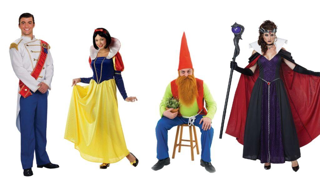snehvide kostume til voksne disney kostumer til voksne