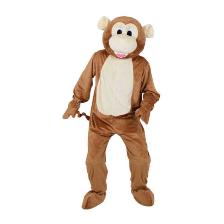 Abe maskot kostume 450x450 - abe kostume til voksne