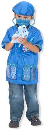 Melissa Doug Kostume Dyrlæge 152x450 - Dyrlæge og læge kostume til børn