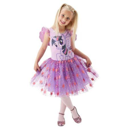 My Little Pony Twilight Sparkle kostume til børn 450x450 - My little pony kostume til børn