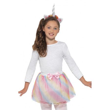 Nem enhjørning udklædning til børn 450x450 - Enhjørning kostume til børn