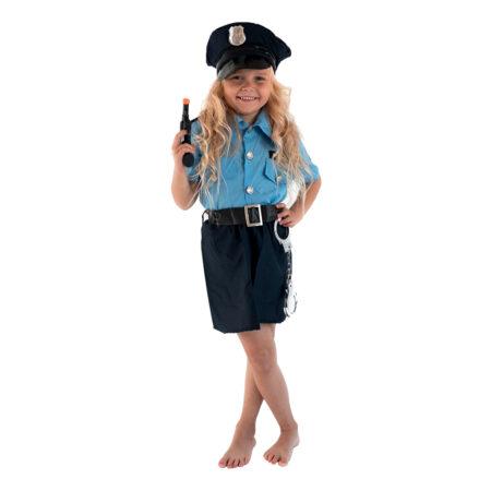 Politi kostume til piger 450x450 - Politimand kostume til børn