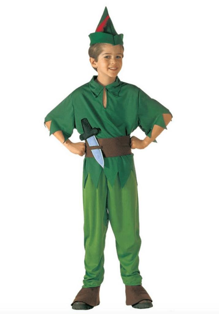 Skærmbillede 2018 01 07 kl. 11.29.16 715x1024 - Peter Pan kostume til børn