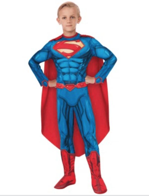 Skærmbillede 2018 01 15 kl. 15.56.19 - Superman kostume til børn