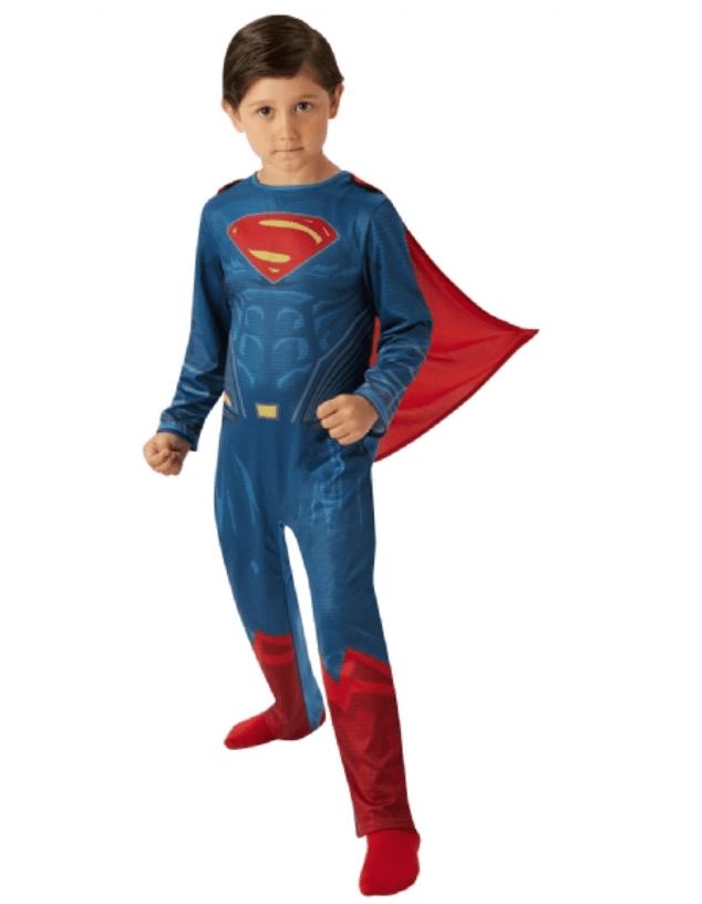 Skærmbillede 2018 01 15 kl. 15.58.40 - Superman kostume til børn