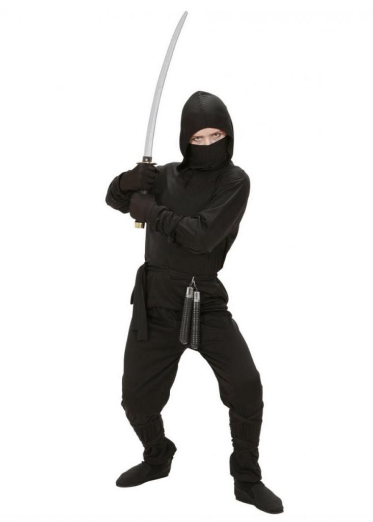 Skærmbillede 2018 01 21 kl. 20.41.27 732x1024 - Ninja kostume til børn