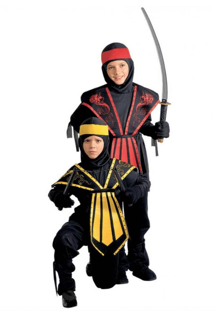 Skærmbillede 2018 01 21 kl. 20.43.17 714x1024 - Ninja kostume til børn