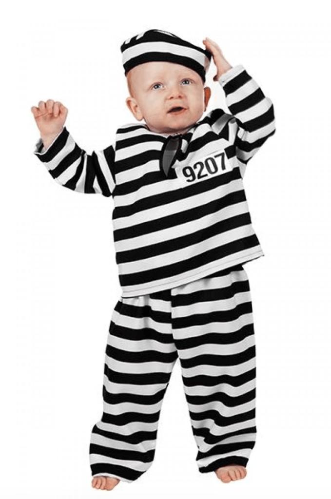 Skærmbillede 2018 01 29 kl. 23.17.22 679x1024 - Fange kostume til baby