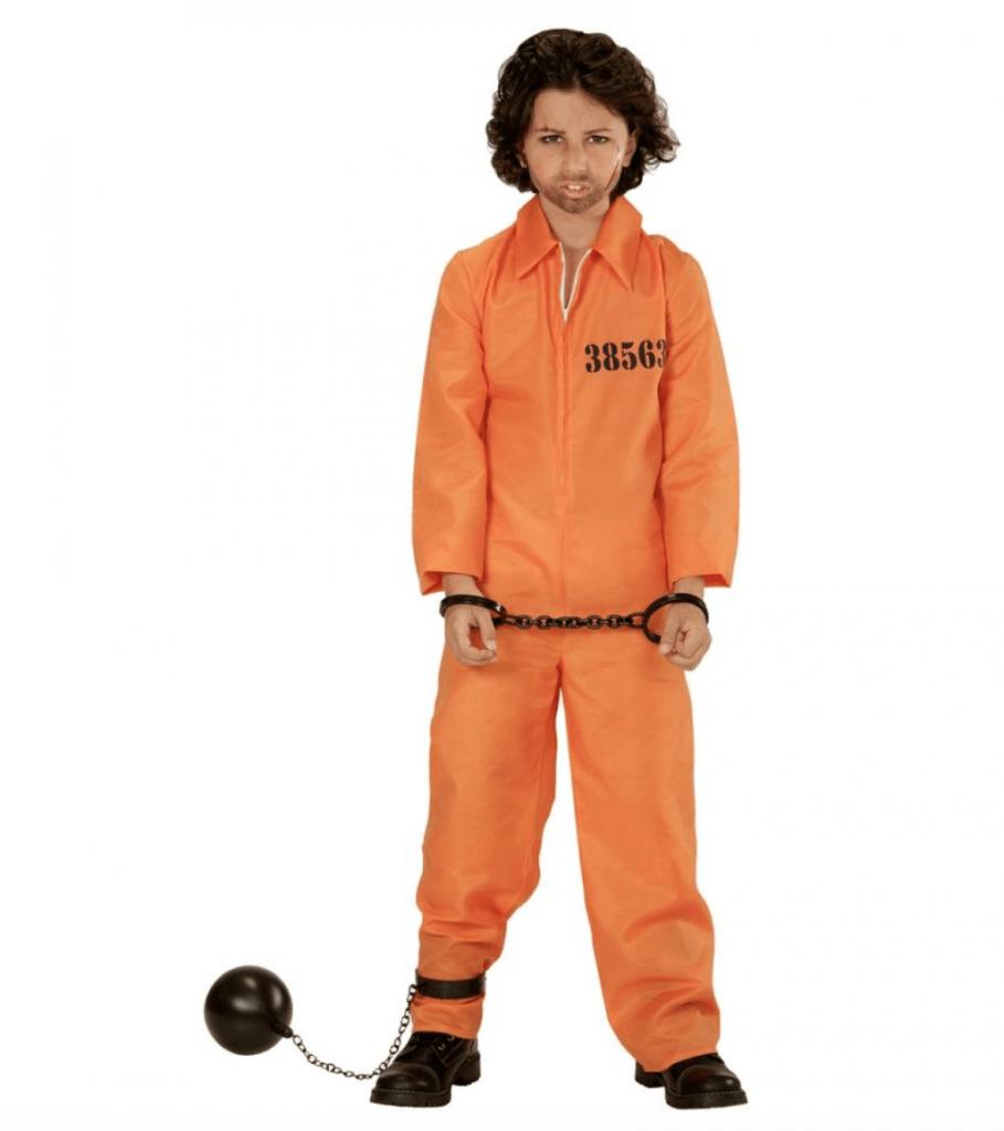 Skærmbillede 2018 01 30 kl. 00.28.16 909x1024 - Fange kostume til børn