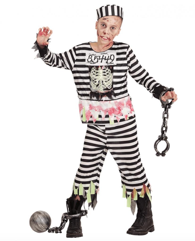 Skærmbillede 2018 01 30 kl. 00.42.25 826x1024 - Fange kostume til børn