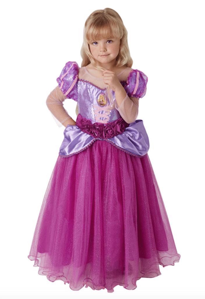 Skærmbillede 2018 12 28 kl. 18.04.42 704x1024 - Rapunzel kostume til børn