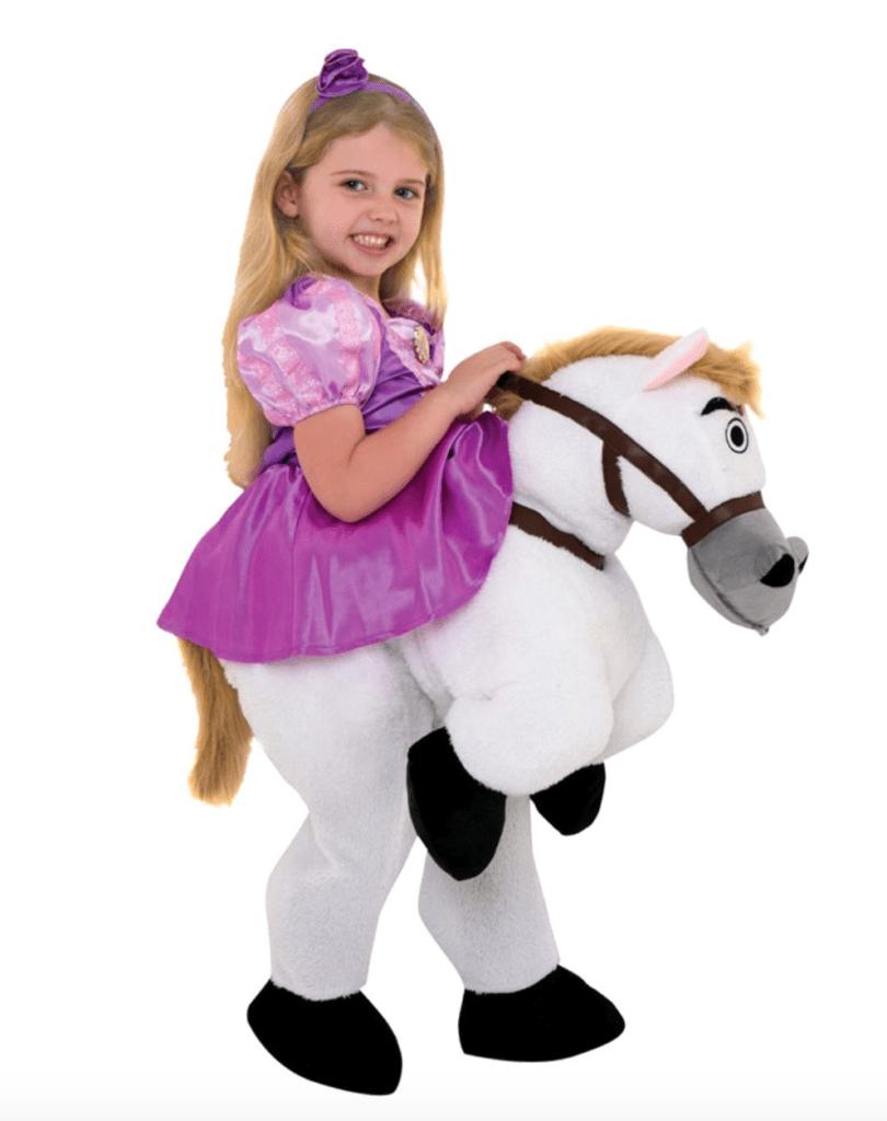 Skærmbillede 2018 12 28 kl. 18.08.58 810x1024 - Rapunzel kostume til børn