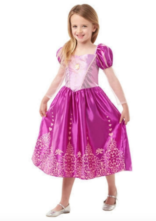 Skærmbillede 2019 12 23 kl. 22.31.53 319x450 - Rapunzel kostume til børn