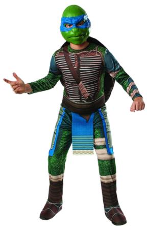 TMNT Leonardo børnekostume luksus kostume til børn