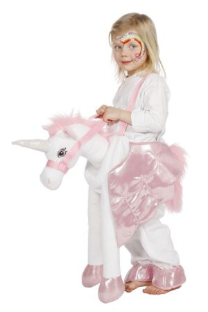 Unicorn børnekostume 300x450 - Enhjørning kostume til børn