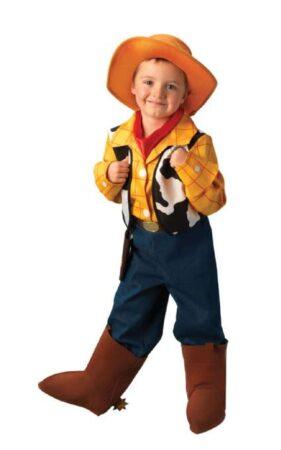 Woody Toy Story udklædning til børn 281x450 - Toy Story kostume til børn