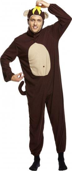 abe kostume billigt kostume til voksne abe kostume til voksne abeudklædning fastelavn