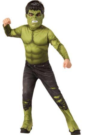 avengers hulk børnekostume marvel kostume til børn