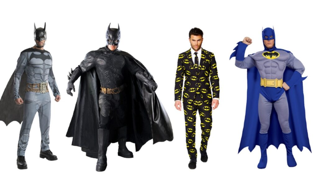 batman kostume til voksne superhelt kostume superhelte kostume til voksne sort kostume til voksne batman luksus kostume