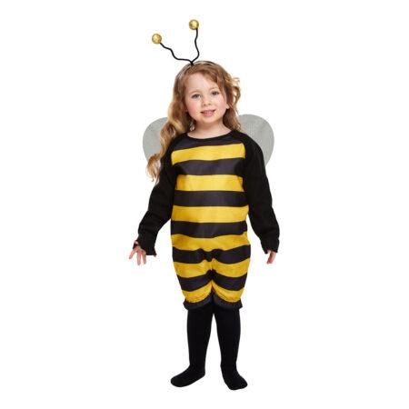 bi kostume til børn bi børnekostume heldragt bi udklædning