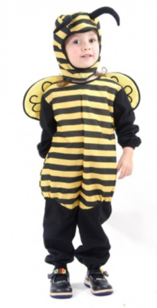 bi kostume til dreng fastelavnskostume til dreng insekt kostume til drenge