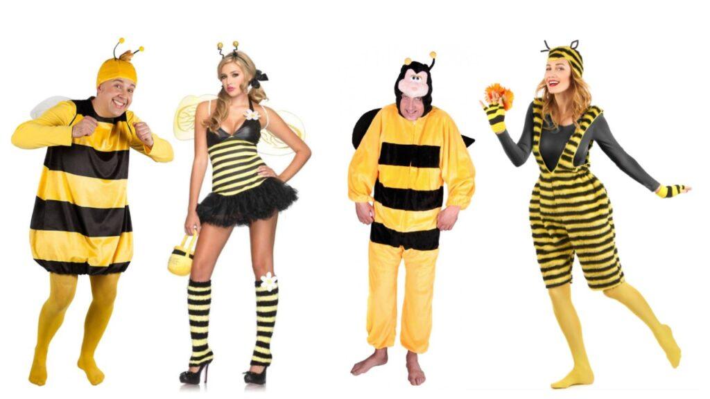 bi kostume til voksne bikostume voksne bien maya kostume til voksne bidronning kostume bikonge udklædning