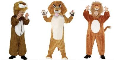 løve kostume til børn, løve udklædning til børn, løve børnekostume, løve fastelavnskostume til børn, dyrekostumer til børn, zoo kostume til børn, fastelavnskostume til drenge, fastelavnskostume til piger