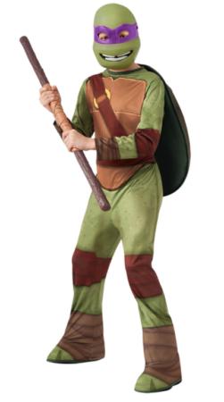 donatello kostume til børn donatello børnekostume