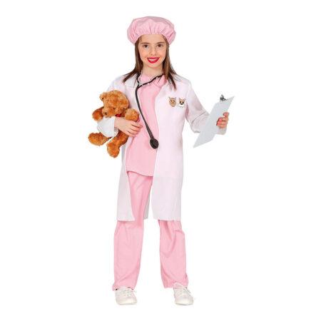 dyrlæge kostume til børn dyrlæge børnekostume dyrlæge kittel dyrlæge tøj til børn bamselæge kostume