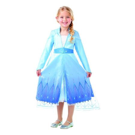 elsa frost kostume frost 2 kostume elsa udklædning dronning elsa kjole til barn