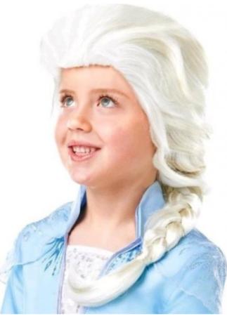 elsa paryk børneparyk frost paryk til børn