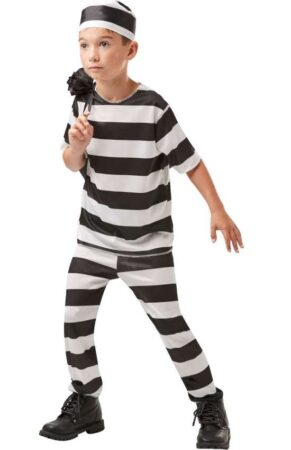 fange tyveknægt tyv kostume til børn røver kostume til børn tyv børnekostume
