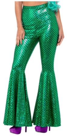 havfrue bukser ariel kostume til kvinder