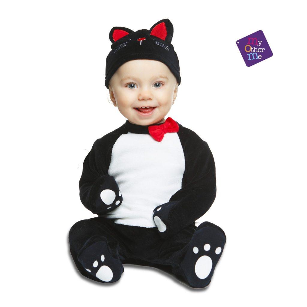 kat kostume til baby babykostume kat katteudklædning kattekostume til 1 årig fastelavn baby fastelavn