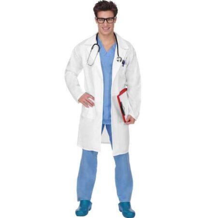læge kostume til voksne lægekittel til voksne