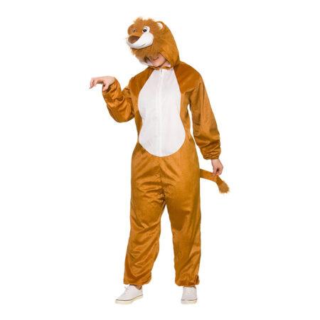 løve kostume til voksne 450x450 - Løve kostume til voksne