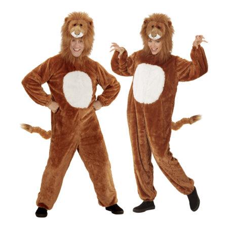 løve voksenkostume 450x450 - Løve kostume til voksne