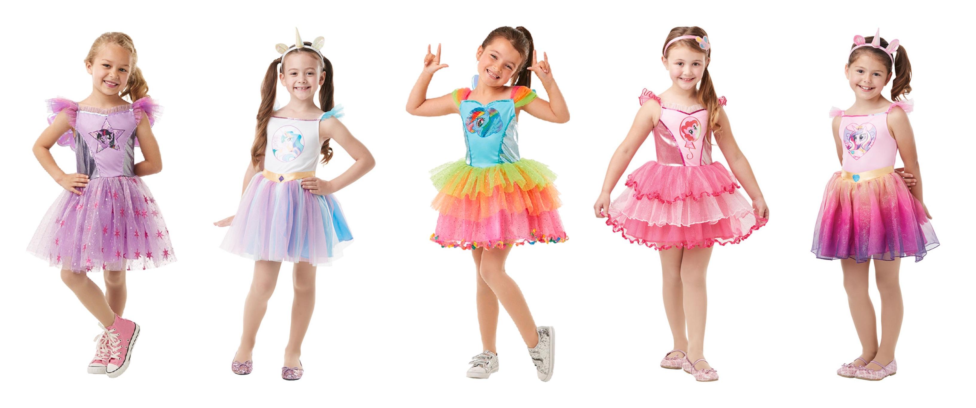 my little pony kostume til børn - My little pony kostume til børn